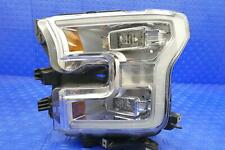2015 - 2017 FORD F150 OEM LEFT FRONT DRIVER HEAD LIGHT LAMP (LED)