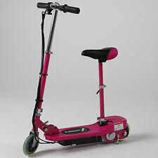 A Batteria Bambini Elettrico E Scooter Rosa Rimovibile Sedile regolabile in altezza