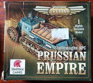 Dystopian Legions - Prussian Empire Sturmwagen APC MIB