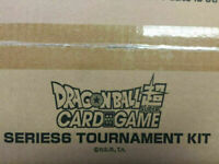 DBS Dragon Ball Super TCG CCG Card Tournament Kit Series 6 ~ FACTORY SEALED
