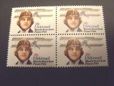 US Postage Stamp 1980 Airmail Blanche Stuart Scott Pioneer Pilot Scott C99 4-28