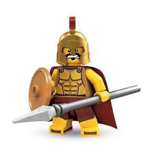 LEGO 8684 SERIES 2 MINIFIGURES SPARTAN WARRIOR POLYBAG MISB SEALED NEW