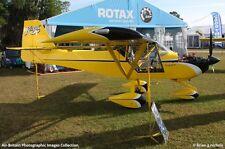 Kitfox Sport Denney Aircraft Airplane Desktop Wood Model Big New