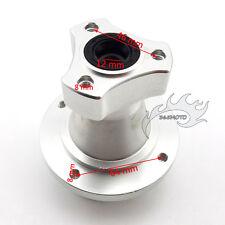 12mm CNC Alloy Rear Wheel Hub For Honda Z50 Z50J Skyteam Disc Brake Monkey Bike