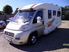 FIAT DUCATO  MOTOR HOME LEFT HAND DRIVE 3 BERTH FIXED BED LOW MILEAGE S/H 2007