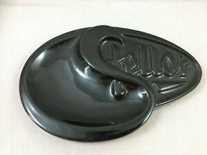 Cendrier publicitaire bar bistro vintage ashtray Stellox pièce auto