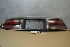 1998-2004 Buick Park Avenue Center Trunk Lid Panel OEM tail light 10 4N3