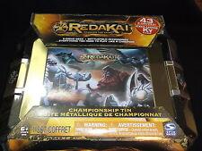 Redakai Championship Tin New Sealed