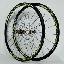 Road bike carbon fiber sealed bearing hub 700C wheels wheelset 30mm alloy Rims