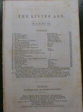 John Wycliffe (1844) Morocco Execution-Whaling-Texas