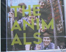 PLATINUM : THE ANIMALS - THE ANIMALS (CD)  NEUF SCELLE