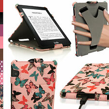Synthetic Leather Cases, Covers & Keyboard Folios for Kindle Voyage eBook