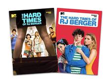 The Hard Times of RJ Berger: Season 1 + 2 (DVD, 2013, 4-Disc Set) MTV, Brand New