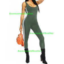 Women Jumpsuit Romper Bodycon Playsuit Clubwear Long Trousers Party US Pants