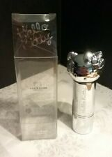 Hello Kitty Retractable Kabuki Brush in Silver Case - Limited Edition