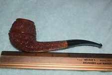 JD-054 - Don Carlos, White Bar Logo Fatta A Mano Briar Wood Tobacco Smoking Pipe