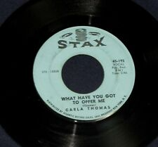 *** CARLA THOMAS - What Have You Got To Offer Me / B-A-B-Y *** Stax 45 rpm * VG+