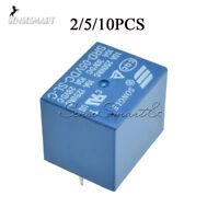 2/5/10PCS Mini SRD-5VDC-SL-C Power Relay DC 5V SRD-5VDC-SL-C for PCB