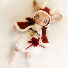BJD 1/8 model reborn Cute animal body Rudy faceup+body blushing toys gifts