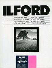 """Ilford Multigrade IV RC Glossy 12x16"""" (30.5x40.6cm) 50 sheets"""