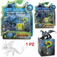 Playmobil Dragons Dragontrainer Drago Bebé Tag Ombra Della Notte