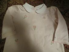 Polo Ralph Lauren  Pink Floral One Piece Footie Size 3M NWT