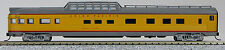 N Budd Passenger Dome Observation Car Union Pacific (Yellow/Grey) (1-041389)