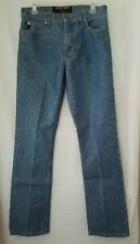 GUESS JEANS BLUE SLIGHTLY USED  MISSES LOW RIDER 29X32