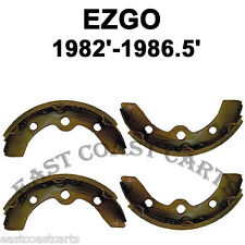 EZGO 1982'-1986.5' Marathon Golf Cart Rear Brake Shoe (set of 4) 23396-G1