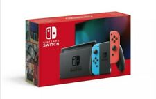 Nintendo Switch Neon Red - Neon Blue 1.1 Extended Battery Life Console #2