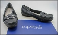 DIANA FERRARI SUPERSOFT WOMEN'S FLAT CASUAL COMFORT SHOES SIZE 7 C