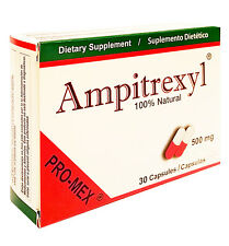 Promex Ampitrexyl Natural Antibiotic 30 caps - Antibiotico Natural (Pack of 1)