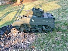 GI Joe 21st Century Ultimate Soldier 1:6 WWII M5 Stuart Light Tank Army Military