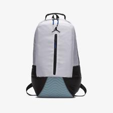 38c97231ee1d Nike Air Jordan 11 XI Retro CONCORD White Black Backpack Bookbag Bag  9A1971-637