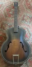 Vintage Harmony Archtop Guitar PROJECT, or PARTS