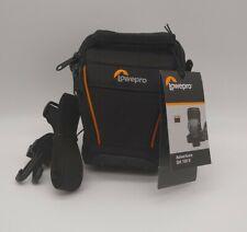 Lowepro Camera Bag Adventura SH 100 II Shoulder Bag, LP36866, Black, Brand New