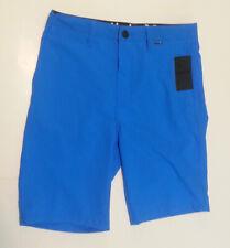 Hurley Men Size 28 Shorts Blue NWT