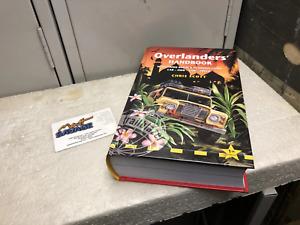 Water damaged Chris Scott Overlanders Handbook