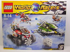 LEGO RACERS 8863 Blizzards Peak New MISB