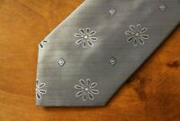 KENZO Authentic Men's 100% Silk Blue Tie Free Shipping Brand New Made in Italy