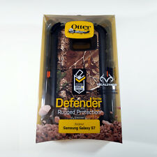 3New Genuine OtterBox Defender Case for Samsung Galaxy S7 Realtree Xtra Camo