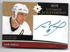 Cam Neely Bruins 2009-10 Ultimate Collection Auto Autograph Jersey /25