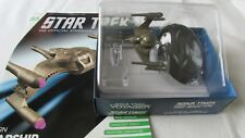 Star trek eaglemoss figure Gorn starship 6470-A/A BNIB with magazine
