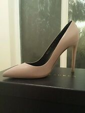 BNIB RALPH LAUREN dusty pink Celia pumps UK4/4,5 louboutin