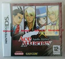 Ace Attorney - Apollo Justice per Nintendo DS / 3DS / 2DS - PAL
