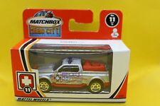 Matchbox MB 11 Emergency Response 4 x 4 (Hero City)