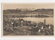 Rapperswil [c2786] Switzerland 1929 RP Postcard 848a