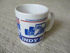 1994 Indianapolis 500 Motor Speedway Coffee Mug Greatest Spectacle in Racing