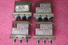 1pc used Rlc Sr-2-Min-In-D-40 40Ghz 28V 2.92mm Spdt Spdt Switch