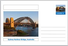 "Landmarks - souvenir postcard (glossy 6""x4""card) - Sydney Harbout Bridge"
